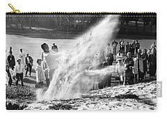 Arnold Palmer At Pebble Beach California Rey Ruppel Photo Circa 1955 Carry-all Pouch