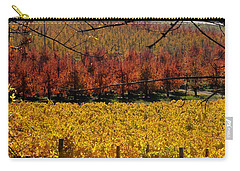 Around And About In My Neck Of The Woods Series 28 Carry-all Pouch