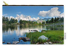 Arpy Lake - Aosta Valley Carry-all Pouch