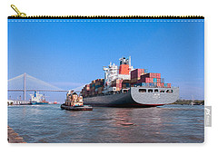 Arrival At Savannah Carry-all Pouch
