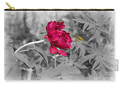 Arriving On The Mystical Peony Carry-all Pouch