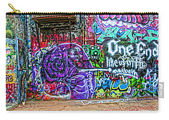 Art Alley Panorama Carry-all Pouch