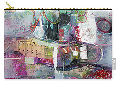 Art And Music Carry-all Pouch