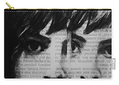 Art In The News 22 Carry-all Pouch