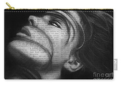 Art In The News 42 Carry-all Pouch