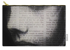 Art In The News 9 Carry-all Pouch