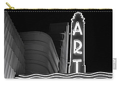 Art Theatre Long Beach Denise Dube Carry-all Pouch