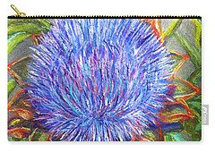 Artichoke Blossom Carry-all Pouch