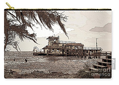 Tugboat From Louisiana Katrina Carry-all Pouch by Luana K Perez