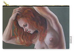 Artistic Nude Carry-all Pouch