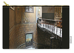Artistic Staircase In Tbilisi Carry-all Pouch