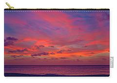 Aruba Sunset Carry-all Pouch