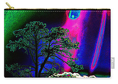 As Evening Fell Carry-all Pouch by Susanne Still