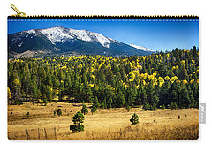 As Fall Arrives In Arizona  Carry-all Pouch