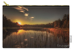 Carry-all Pouch featuring the photograph As In A Dream by Rose-Maries Pictures