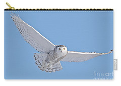 As My Spirit Soars Carry-all Pouch by Heather King