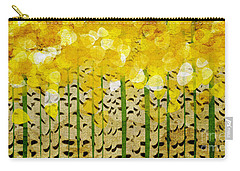 Aspen Colorado Abstract Panorama Carry-all Pouch