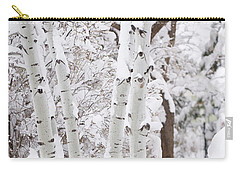 Aspen Snow Carry-all Pouch