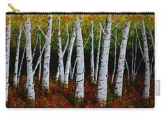 Aspens In Fall 2 Carry-all Pouch