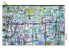 Associations Carry-all Pouch by Regina Valluzzi