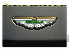 Aston Martin Emblem Carry-all Pouch