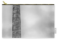 Carry-all Pouch featuring the photograph Astoria The Column by David Millenheft