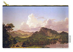At Home On The Lake By Frederick Edwin Church Carry-all Pouch