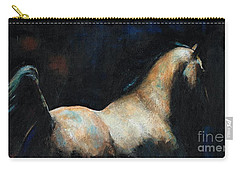 At Liberty Carry-all Pouch by Frances Marino