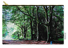 Carry-all Pouch featuring the photograph At Peace With Nature by Charlie Brock
