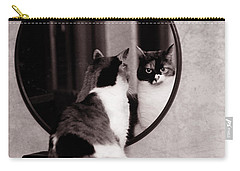 At The Mirror Carry-all Pouch