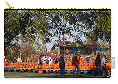 At The Pumpkin Farm Carry-all Pouch