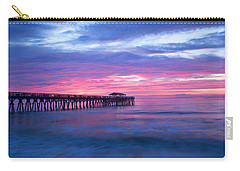 Myrtle Beach State Park Pier Sunrise Carry-all Pouch
