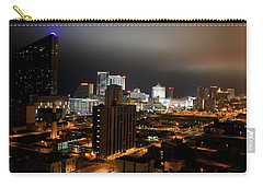 Atlantic City At Night Carry-all Pouch