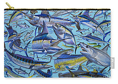 Atlantic Gamefish Off008 Carry-all Pouch