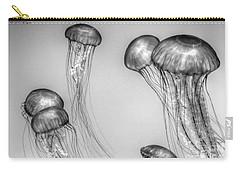 Atlantic Jellyfish - California Monterey Bay Aquarium Carry-all Pouch