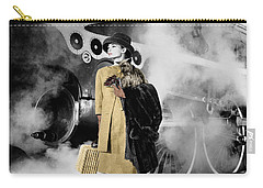 Audrey Hepburn 7 Carry-all Pouch