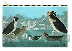 Audubon Auks Carry-all Pouch