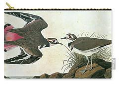 Audubon Killdeer Carry-all Pouch