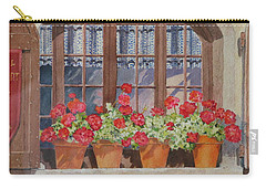 August At The Auberge  Carry-all Pouch