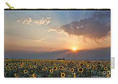 August Dreams Carry-all Pouch by Jim Garrison