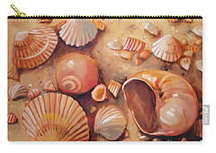 August Shells Carry-all Pouch
