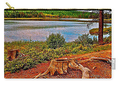 Aunt Betty Pond In Acadia National Park-maine  Carry-all Pouch
