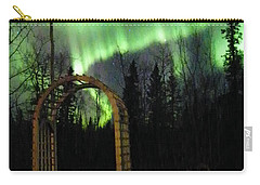 Auroral Arch Carry-all Pouch by Brian Boyle