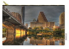 Austin Skyline Carry-all Pouch by Jane Linders