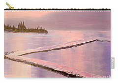 Austinmer Pool At Sunset Carry-all Pouch