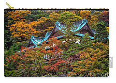 Autum In Japan Carry-all Pouch