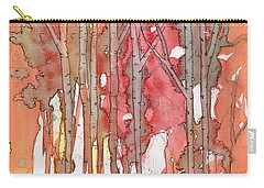 Autumn Abstract No.1 Carry-all Pouch