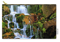 Autumn Along Summit Creek Carry-all Pouch