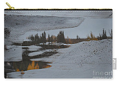 Autumn Arising Carry-all Pouch by Brian Boyle