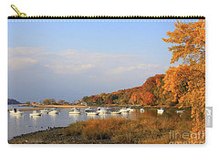 Autumn At Cold Spring Harbor Carry-all Pouch